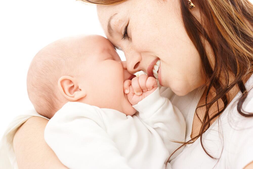 Мама— это самый главный в жизни ребенка человек