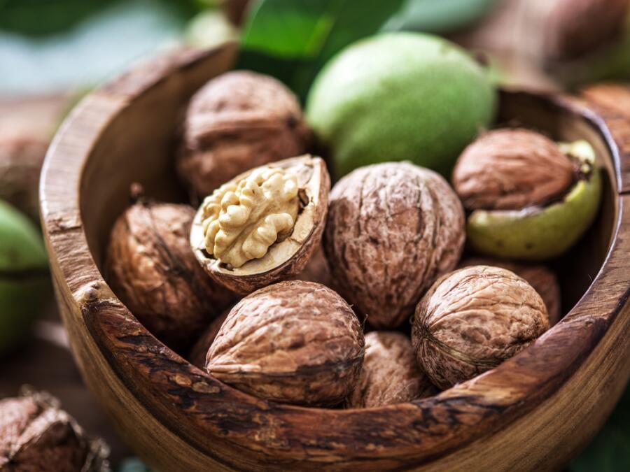 Как грецкий орех укрепляет наше состояние здоровья?