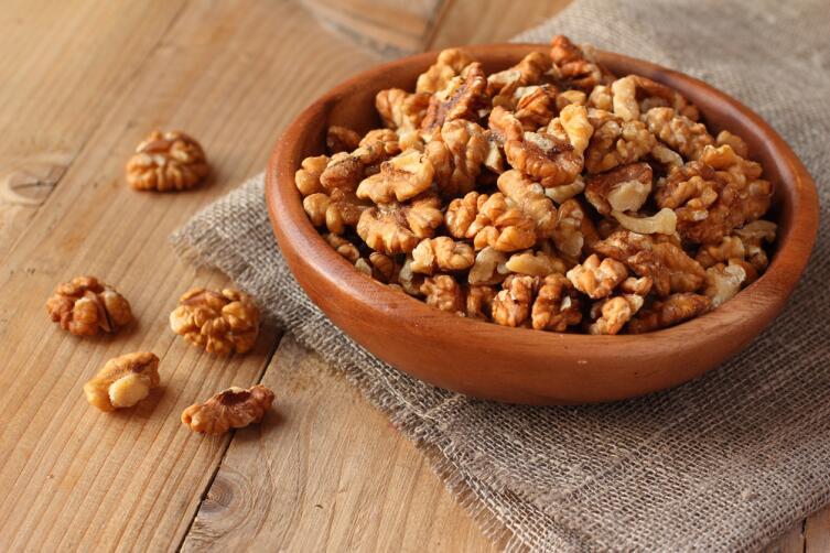 Как грецкий орех укрепляет наше здоровье?