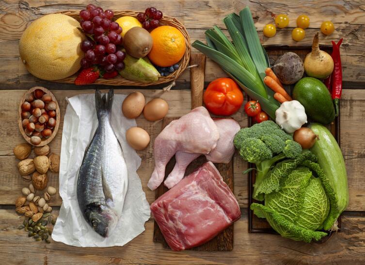 Какие продукты и в каком количестве нужны человеку? Диета каменного века