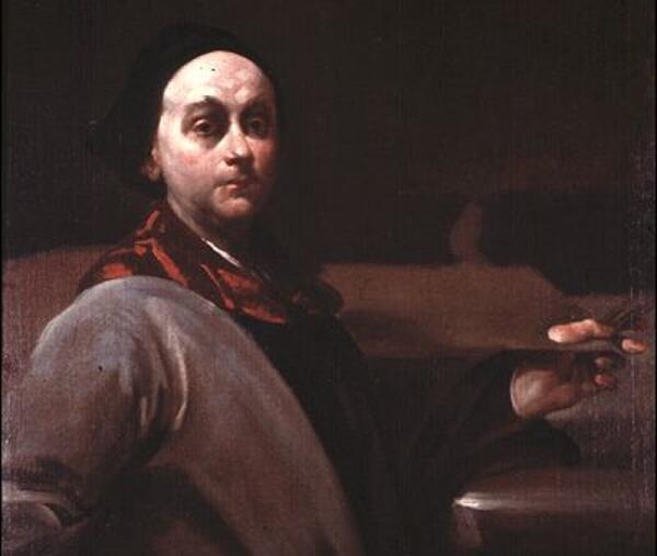 Джузеппе Креспи, портрет графа Фульвио Грати. Что за человек на портрете?