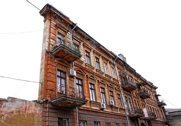 Одесса, Воронцовский переулок, дом 4