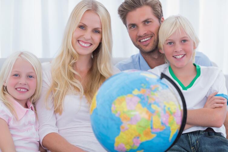 География для малышей. С чего начать?