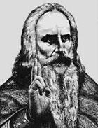 """Апологет старой веры — протопоп Аввакум — ничтоже сумняшеся называл сторонников патриарха Никона """"блядиными детьми""""."""