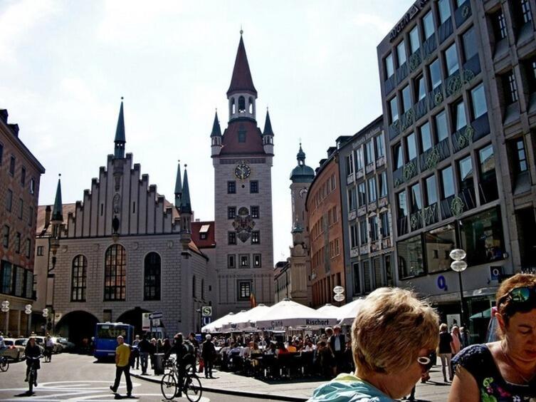 Старая ратуша, Мюнхен