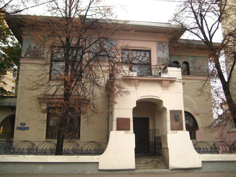Особняк Рябушинского, Музей-квартира А. М. Горького