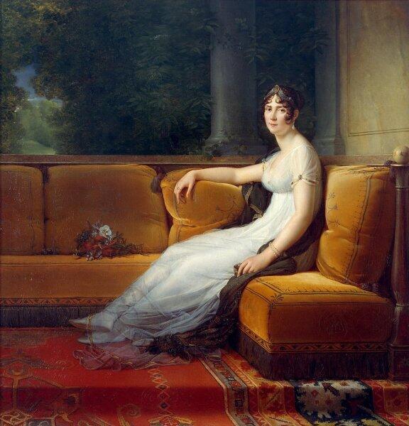 Франсуа Жерар, «Портрет Жозефины», 1801г.