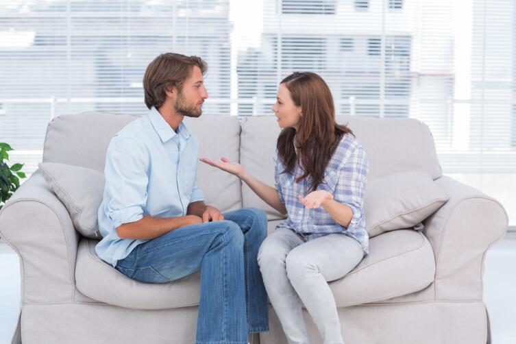 Если Он говорит «да», — то это означает согласие, а «нет» — отказ, в Ее устах все может быть и так, и совсем наоборот