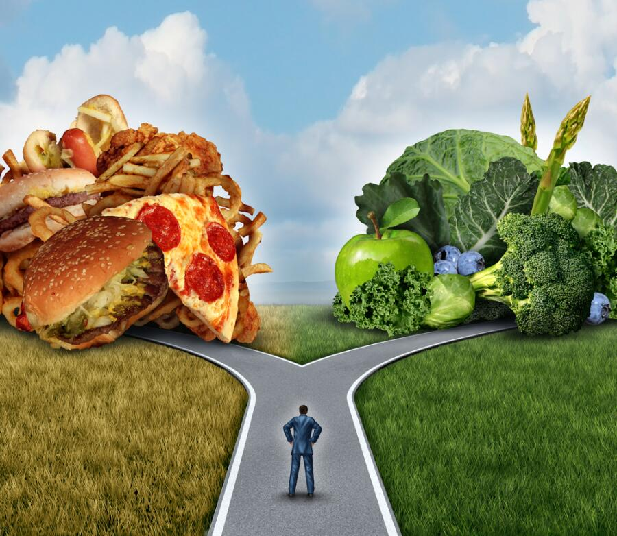 Какие бывают диеты и что это такое вообще?