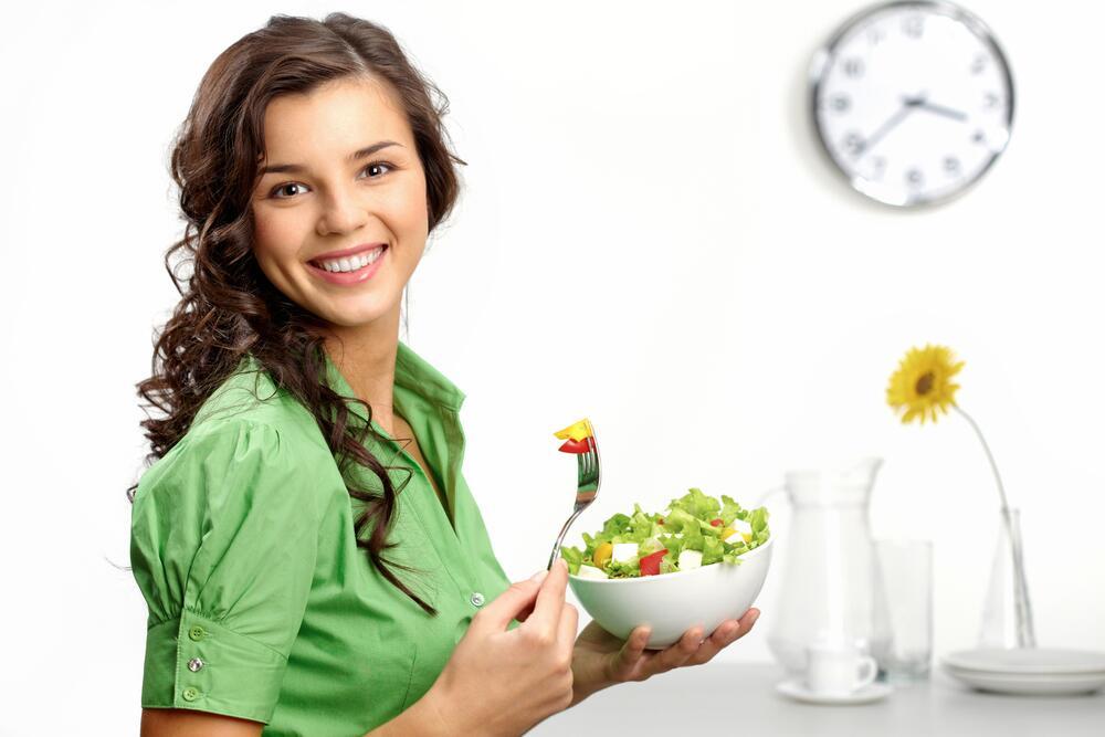 Правильная пища— сама по себе лекарство