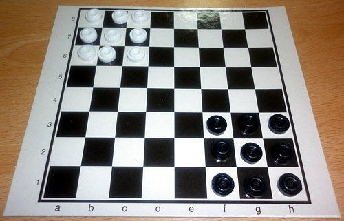 Игра «Уголки»