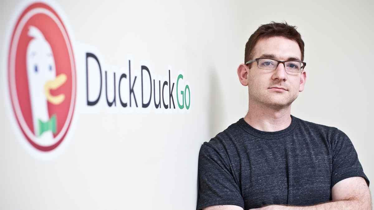 Основатель DuckDuckGo Габриэль Вайнберг