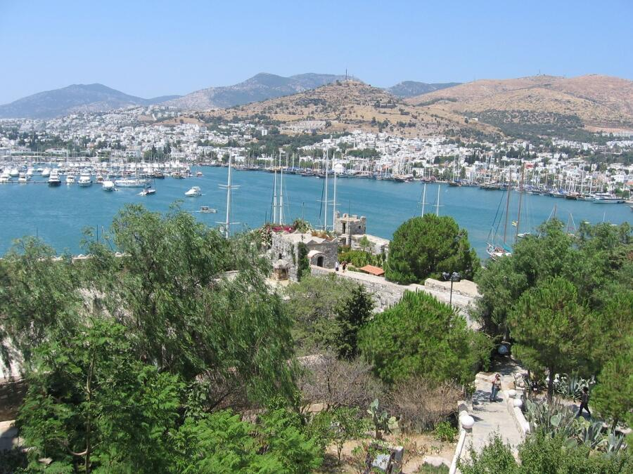 Галикарнас, Турция