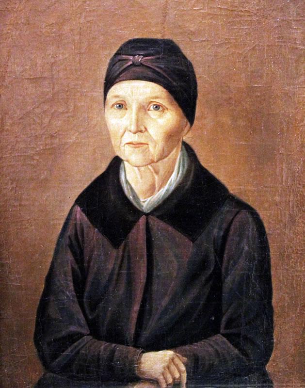 Неизвестный художник, «Портрет Арины Родионовны»
