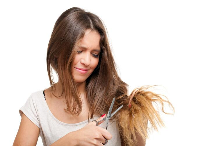 Можно ли самому себя подстригать?