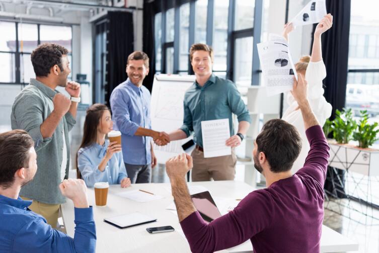 Как мобилизовать своих сотрудников на трудовой подвиг?
