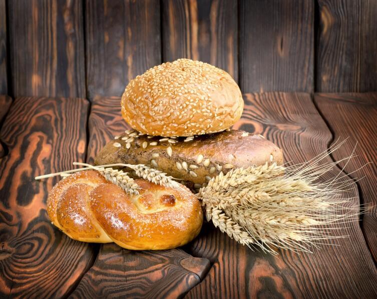 Глютен — это растительный белок пшеницы, ржи и ячменя