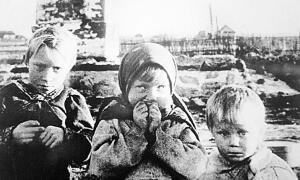 Дети войны: как они выживали в оккупированной Белоруссии?