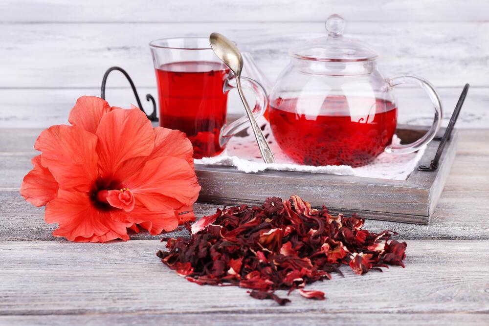 Можно ли похудеть от чая каркаде