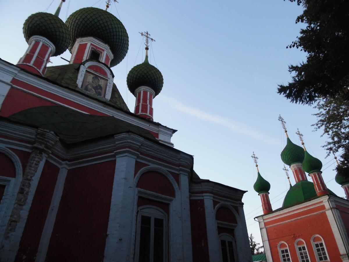 Церковь Александра Невского в Переславле-Залесском
