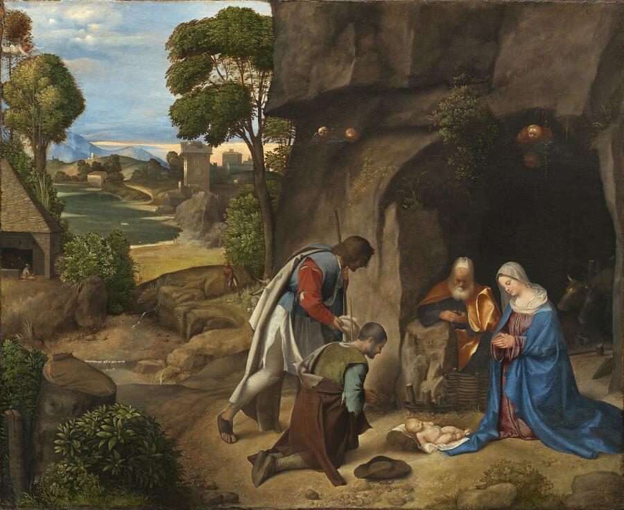 Джорджоне: светлый праздник жизни или новая эпоха в искусстве?