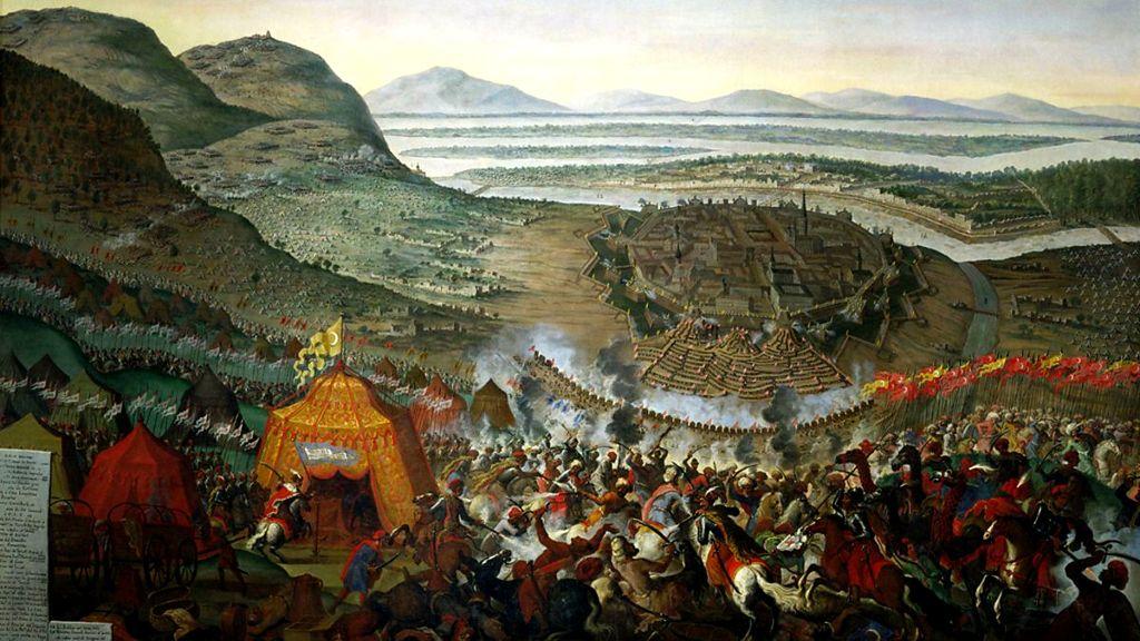 Frans Geffels, «Венская битва»