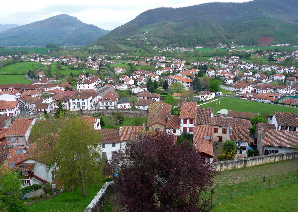 Пейзаж Страны Басков
