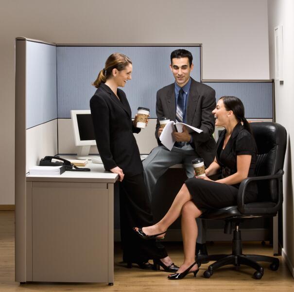 О чем не стоит говорить в офисе?