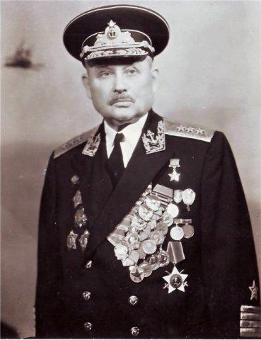 Филипп Сергеевич Октябрьский (Иванов)