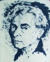 Варвара Дмитриевна Бубнова, «Автопортрет», 1958г.