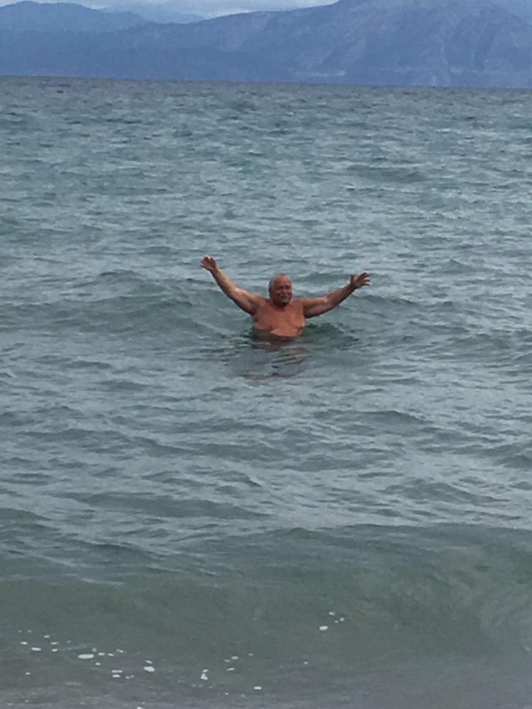 Ласковые воды Ионического моря