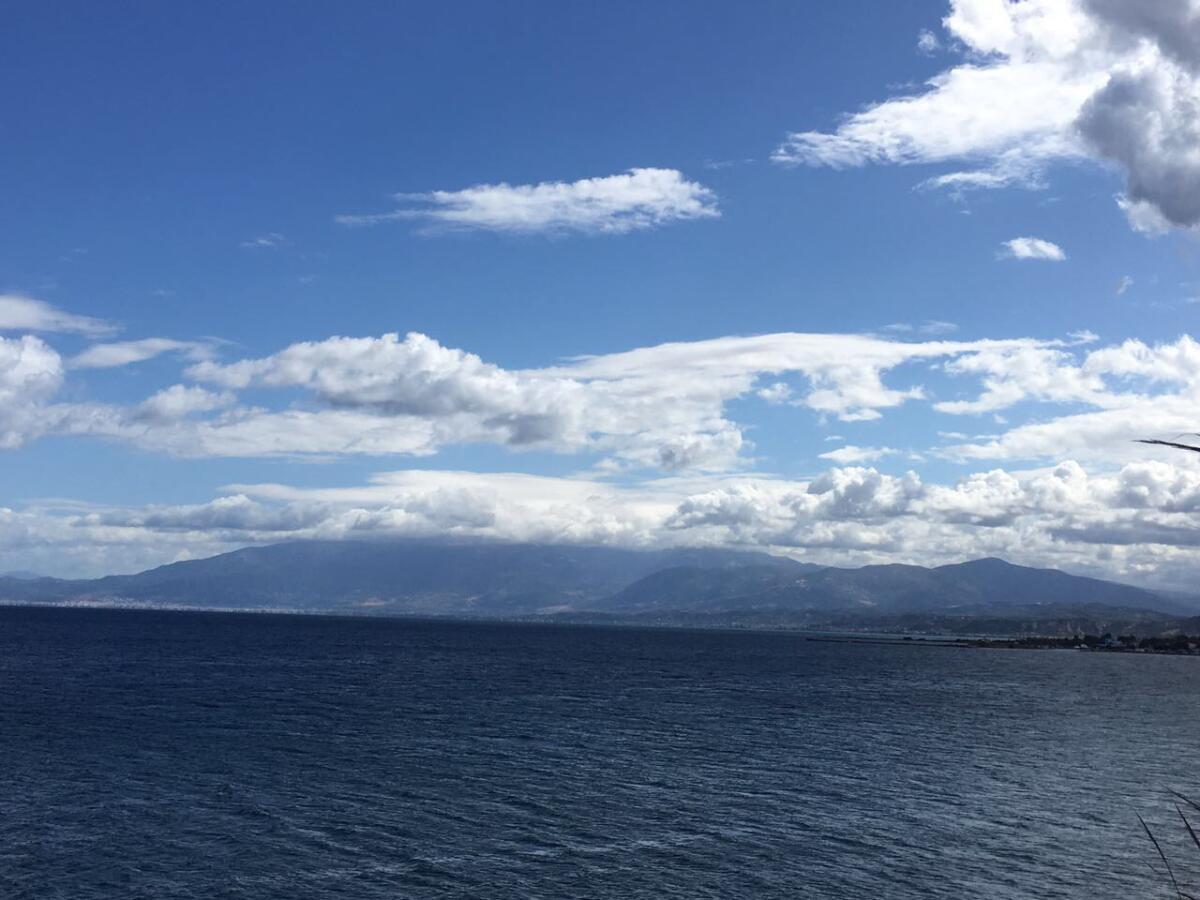 Берега Ионического моря