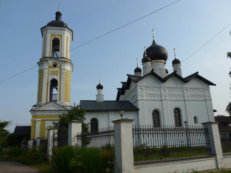 Церковь Святого Георгия Победоносца в Старой Руссе