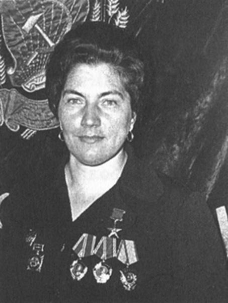 Валентина Романовна Паршина