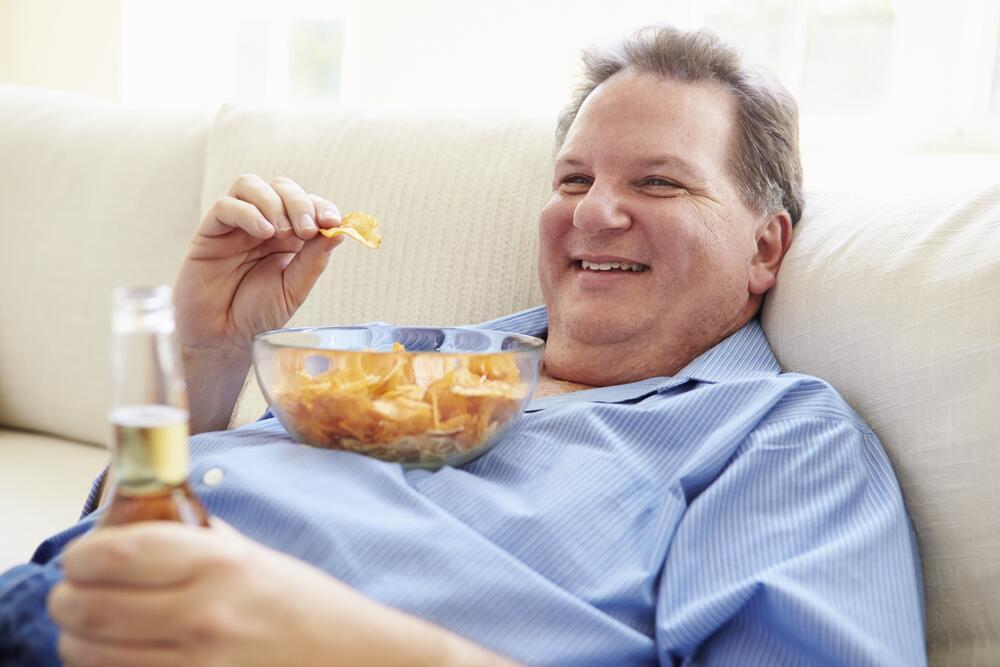 недостаток прогестерона и лишний вес
