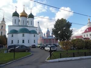 Чем хороши домики в Коломне? Часть 2: Дмитрий Донской