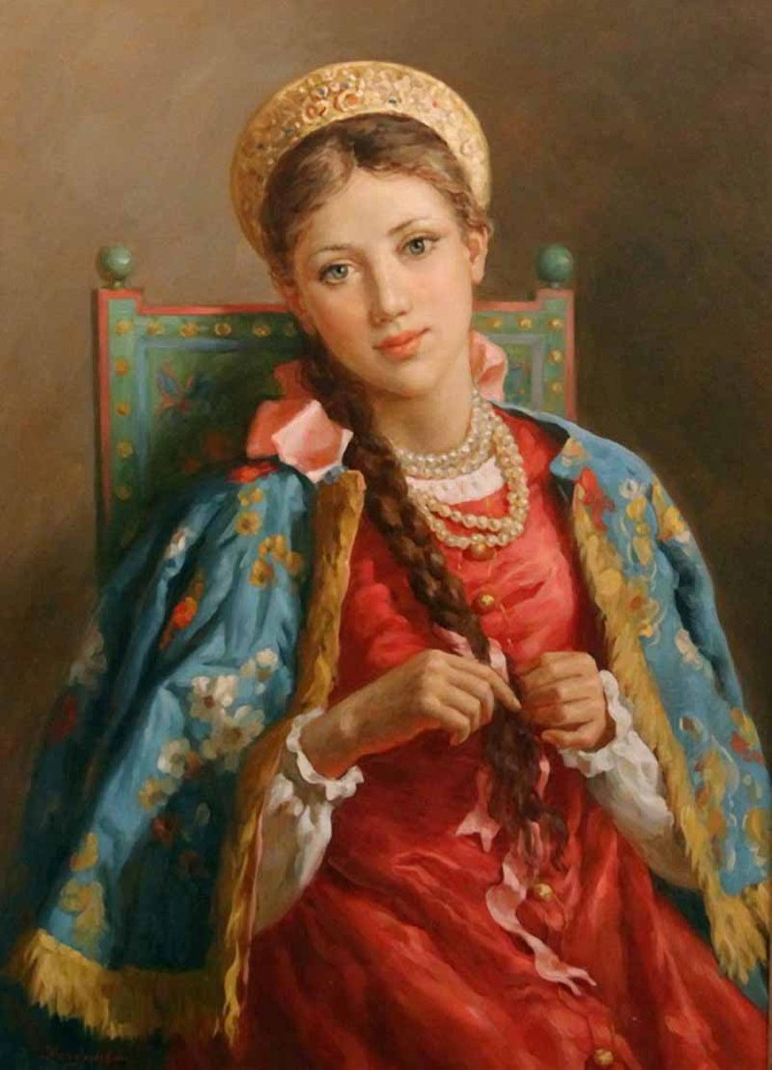 Картина Владислава Нагорнова
