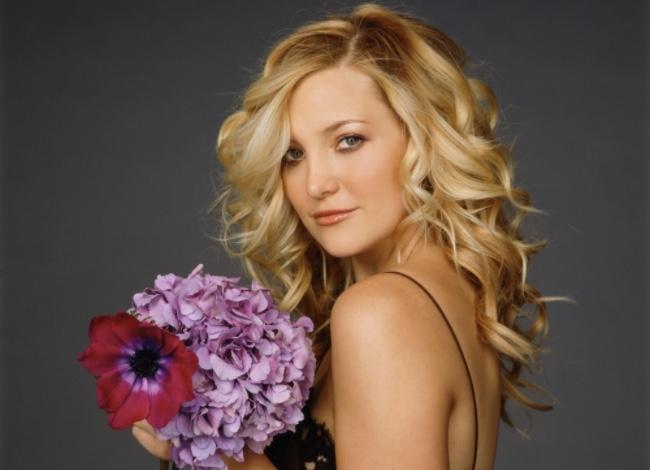 Кэйт Хадсон— представительница цветотипа «Лето»