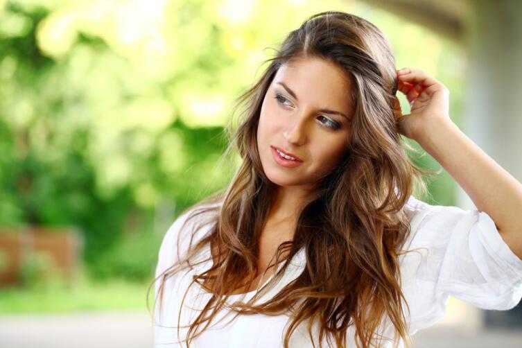 Старайтесь не «утяжелять» макияж, больше естественности!