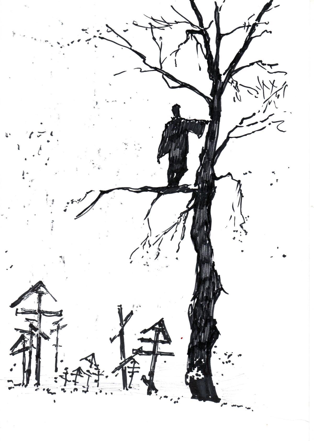 Александр Гвозденко, «Хозяин кладбища»