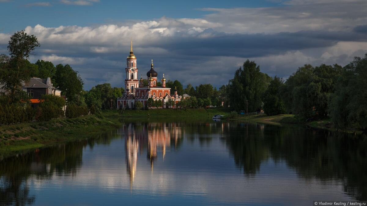 Малые города России. Чем привлекательна Старая Русса? Часть 3: храмы