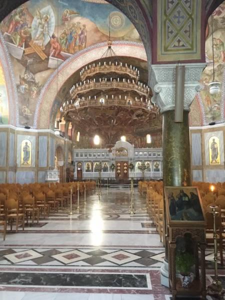 В чем сходство и отличие греческого и российского православия?