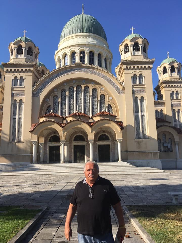 Храм Святого Апостола Андрея Первозванного в Патрах