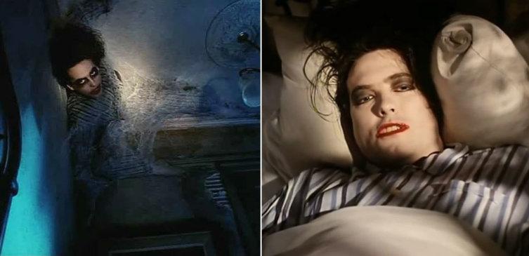 Хиты группы THE CURE - 5. Как Роберт Смит побыл пауком, жертвой паука и романтиком?