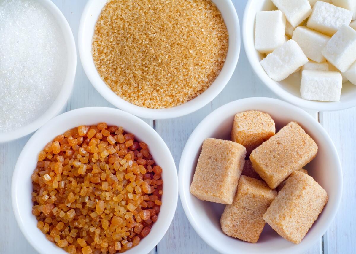Так ли прост сахар? Виды и формы