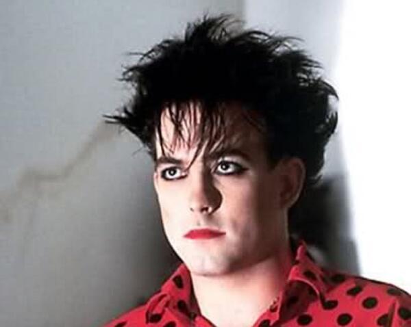 Хиты группы THE CURE - 3. Как Роберт Смит лечился от готики попсой?