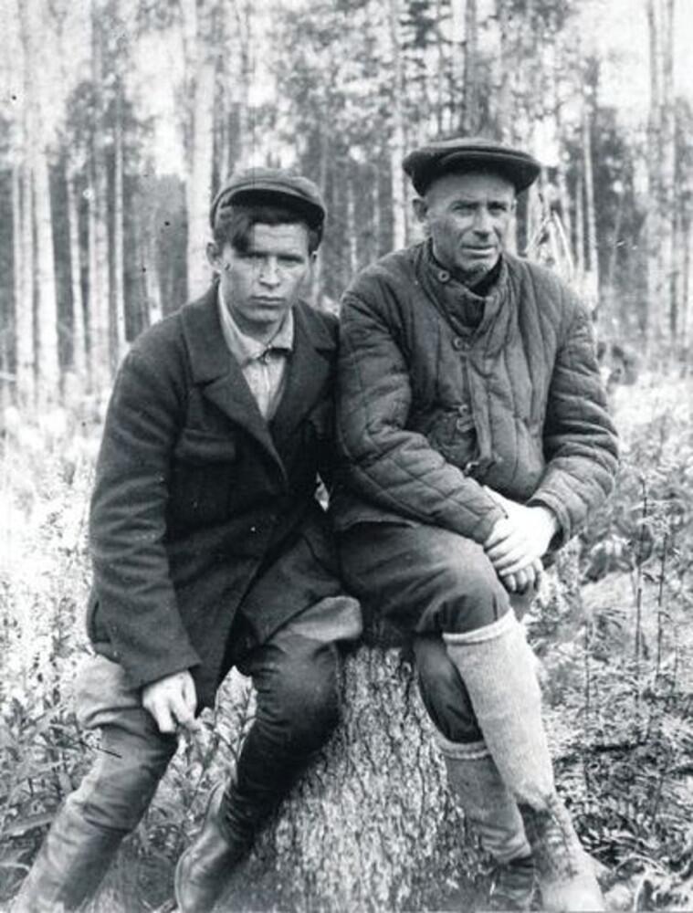 Остап Вишня в лагере называл себя Остапом Клюквой