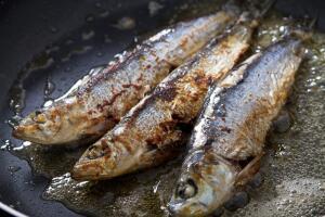 Любовь и сардинки. В чем бывают виноваты рыбки?