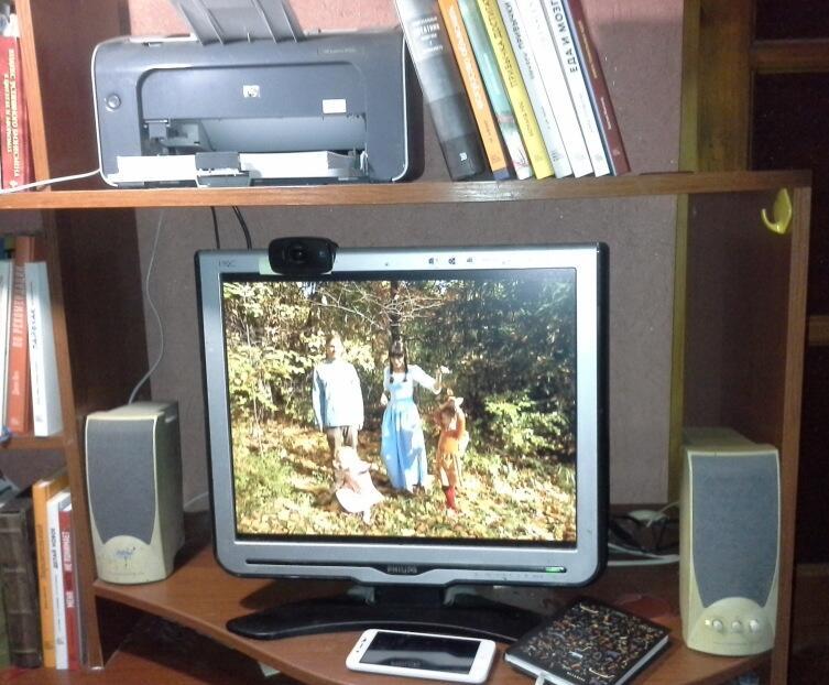Когда размер имеет значение? АОСI2781FH - большой монитор для работы и отдыха