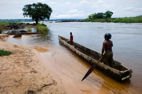 Чем знаменита река Тьмы Конго и её тёзка из России?